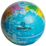 Buy Squeezies(R) Printed Globe Stress Reliever