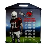"Buy Stadium Cushions-Color-14"" x 14"" x 2"""