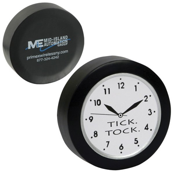 Main Product Image for Stress Reliever Clock