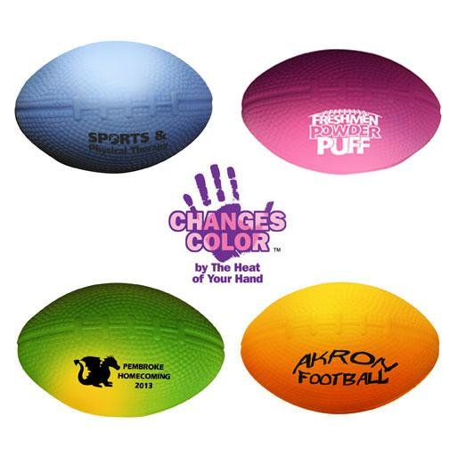 Main Product Image for Color Changing Stress Reliever Mini Football