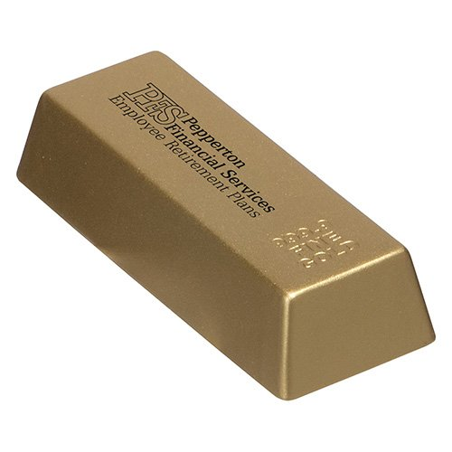 Main Product Image for Stress Reliever Gold Bar
