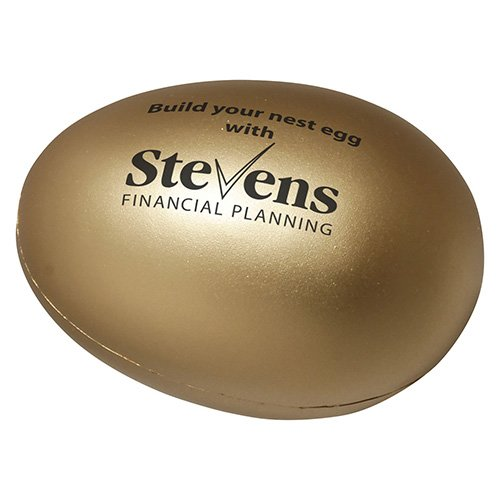 Main Product Image for Stress Reliever Golden Egg