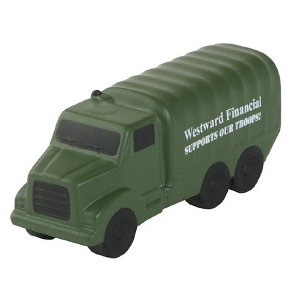 Main Product Image for Stress Reliever Military Truck