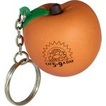Buy Stress Peach Key Chain