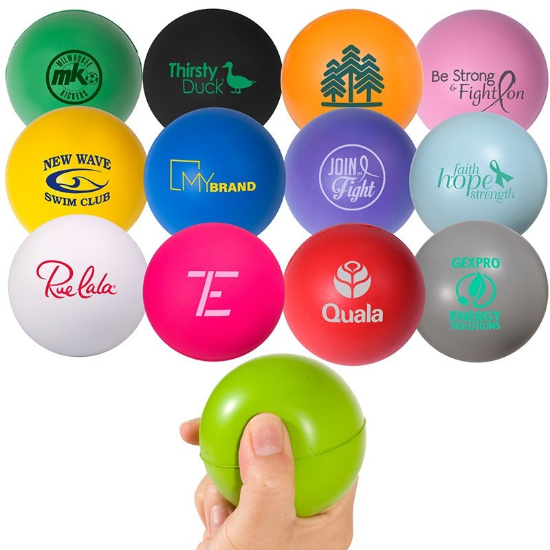 Main Product Image for Stress Reliever Ball - Various Colours