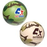 Buy Stress Reliever Ball Camouflage