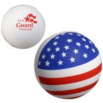 Buy Stress Reliever Patriotic Stress Ball