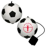 Buy Stress Reliever Bungee Ball - Soccer