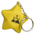 Buy Stress Reliever Star Key Chain