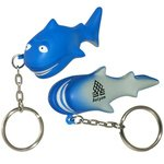 Buy Stress Reliever Shark Key Chain