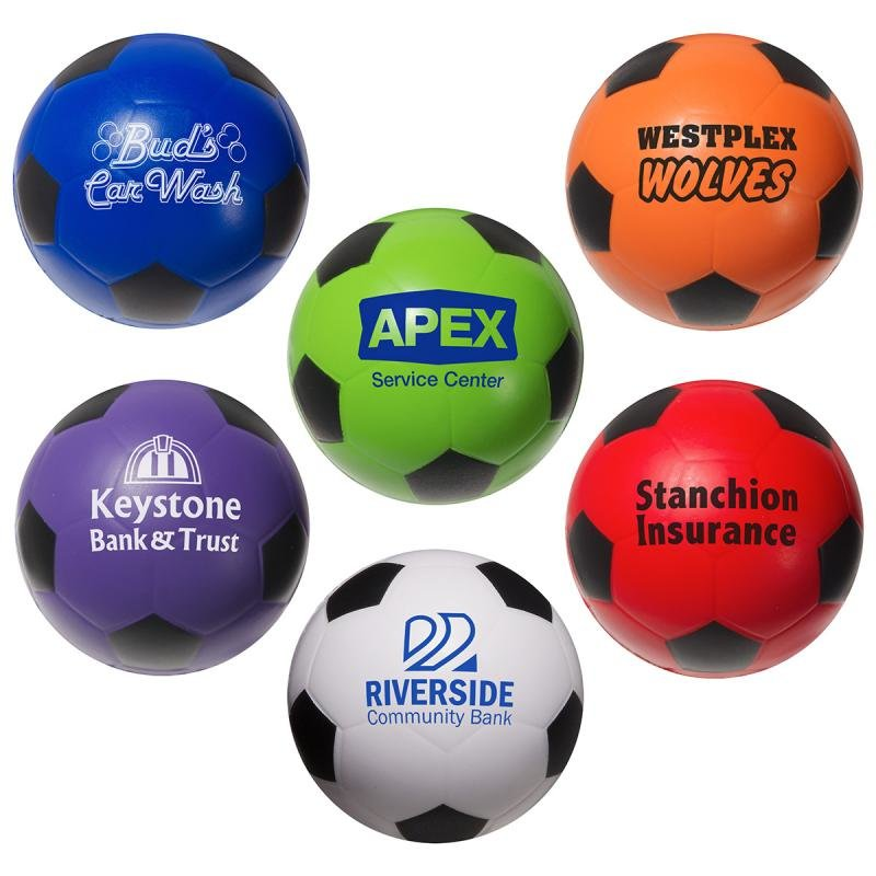 Main Product Image for Stress Reliever  Soccer Ball