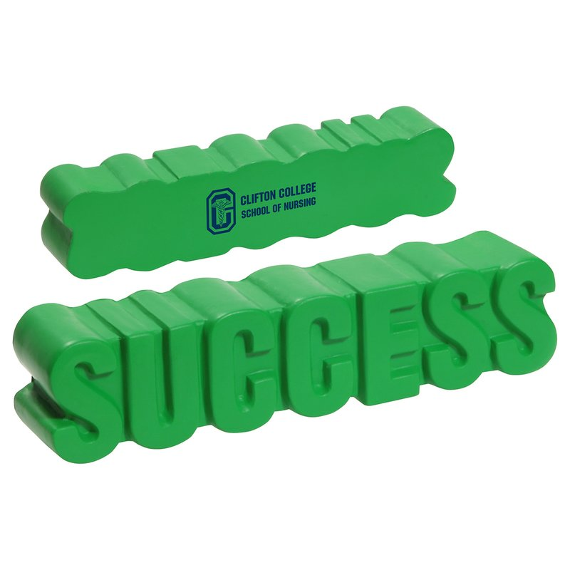 Main Product Image for Stress Reliever Success Word