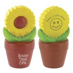 Buy Stress Reliever Sunflower In Pot