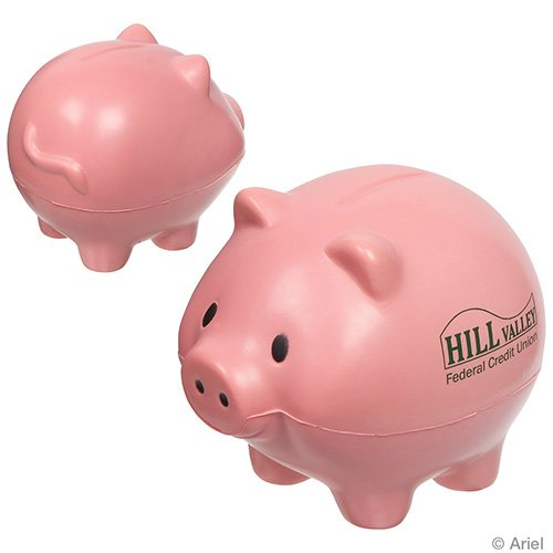 Main Product Image for Stress Reliever Thrifty Pig