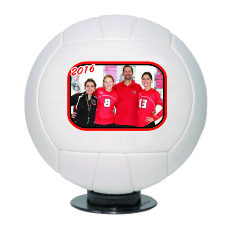 Main Product Image for Trophy Photo Volleyball - Full Size