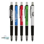 Buy Custom Imprinted Pen - Vienna Stylus Metal Retractable Ballpoint