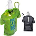 Buy Water Bottle Collapsible T-Shirt Shaped 16 oz