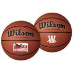 Buy Wilson Synthetic Leather Basketball - Full Size