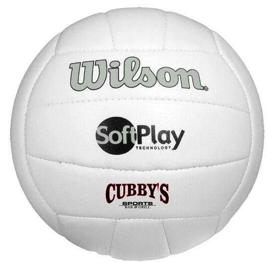 Main Product Image for Wilson Volleyball - Full Size