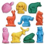 Buy Woodland Creatures Pencil Top Erasers