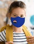 Buy Youth Anti-Bacterial Woven Fabric Face Mask - STAFF PICK