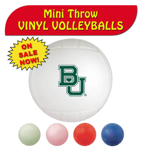Custom printed volleyballs on Sale!