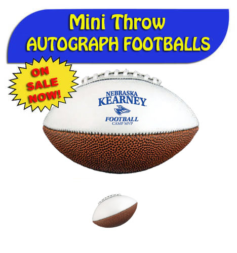 Signature Footballs on Sale!